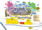 Plano F1 Montmelo Parking Camping-Car