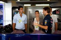 Red Bull Racing Formula One Team Hospitality