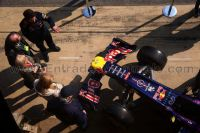 Red Bull Racing Test Days