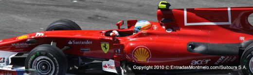 Ferrari de Fernando Alonso