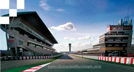 circuit de barcelona catalunya entradas gp barcelona circuito montmelo. Black Bedroom Furniture Sets. Home Design Ideas