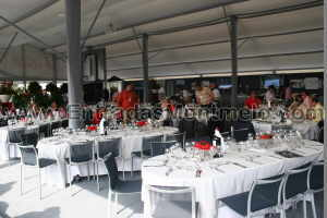 Golden Card Suite Formula 1 Paddock Club