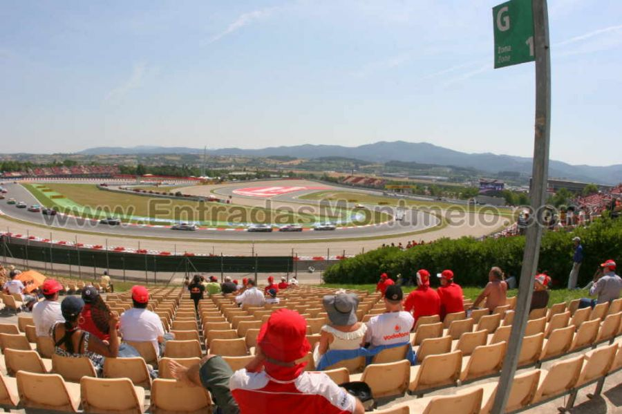 entrada tribuna g motogp montmelo circuit de catalunya entradas gp barcelona circuito montmelo. Black Bedroom Furniture Sets. Home Design Ideas