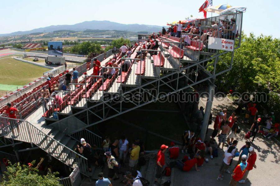 entrada f 1 barcelona: